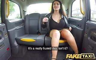 Fake Taxi Hot adult massive tits Milf Josephine James fucked