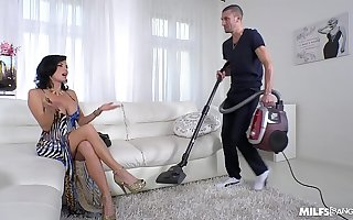 Milf Veronica Avluv meaningless intense Fuck with Power Squirting