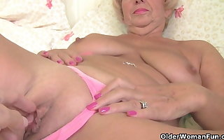 66 domain old and British granny needs to get off
