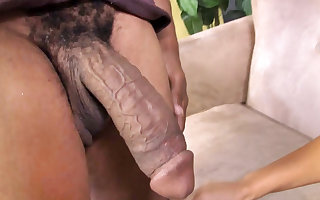 Busty MILF Karen Fisher Fucks Deadly Dick